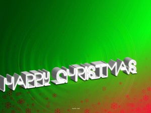 Happy Christmas Day
