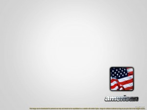 American theme background